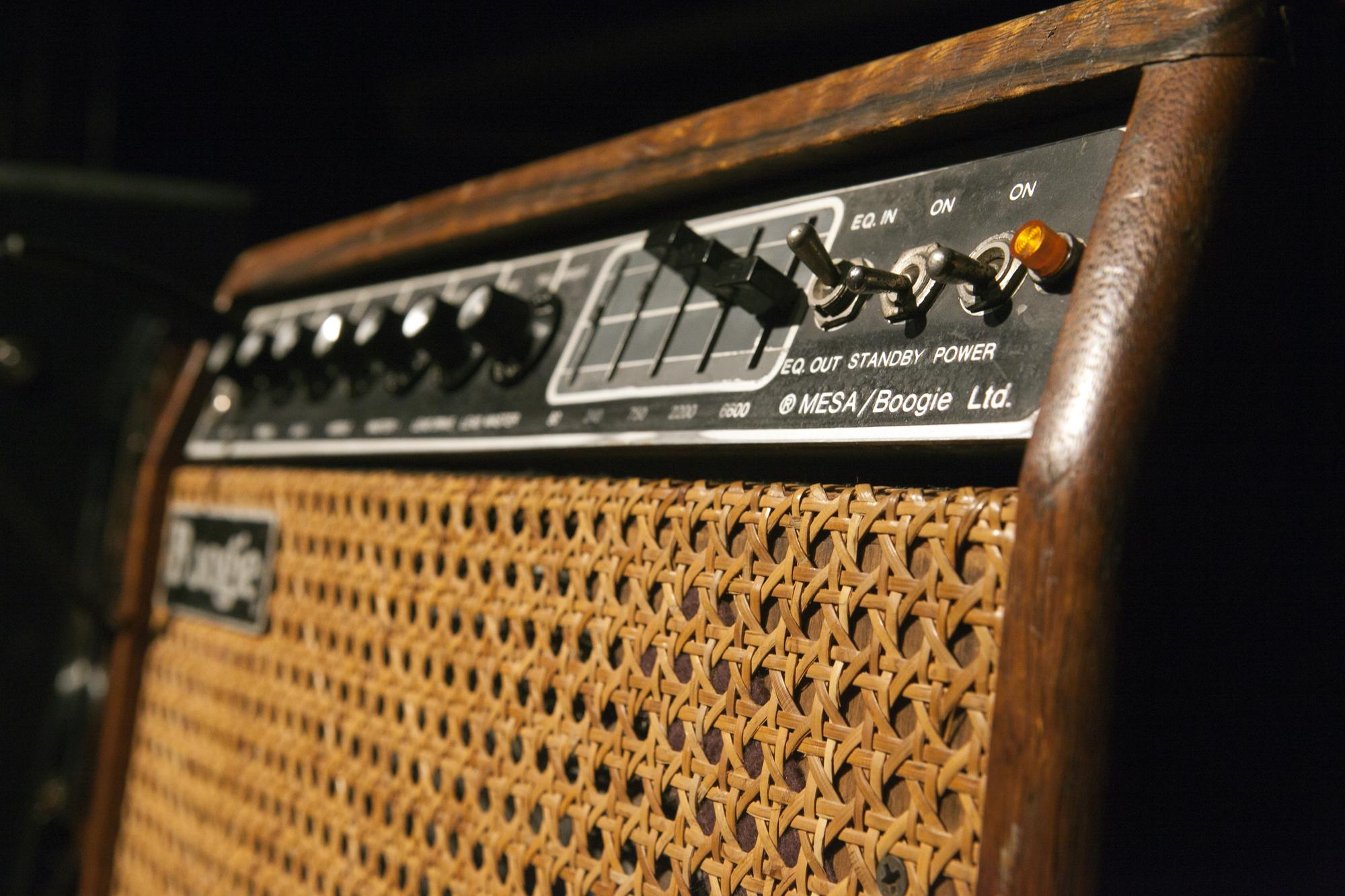 Mesa Boogie Mark IIB