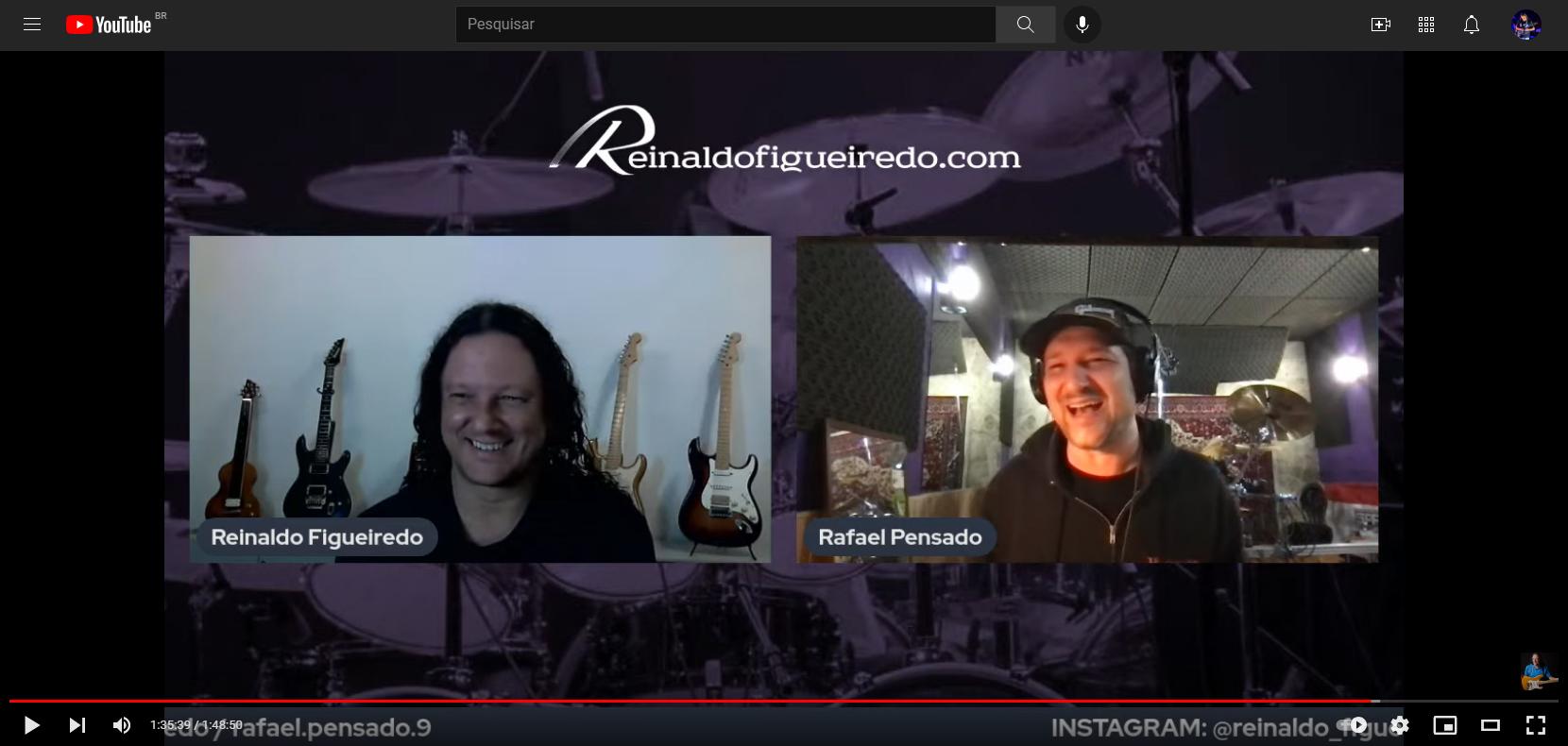 Read more about the article Live: Carreira Musical e os Bastidores do Megadeth