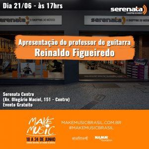 Read more about the article Apresentação para o Make Music 2018