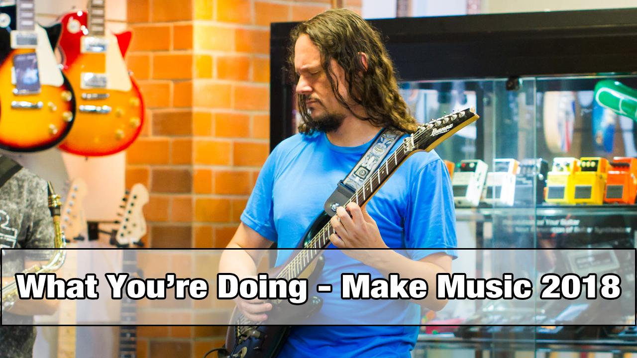 Read more about the article What You're Doing do Rush em apresentação ao vivo!