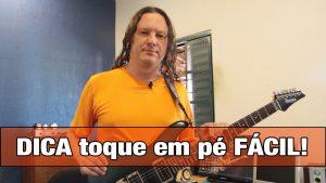 Read more about the article Tocar em pé – DICA para tocar com facilidade